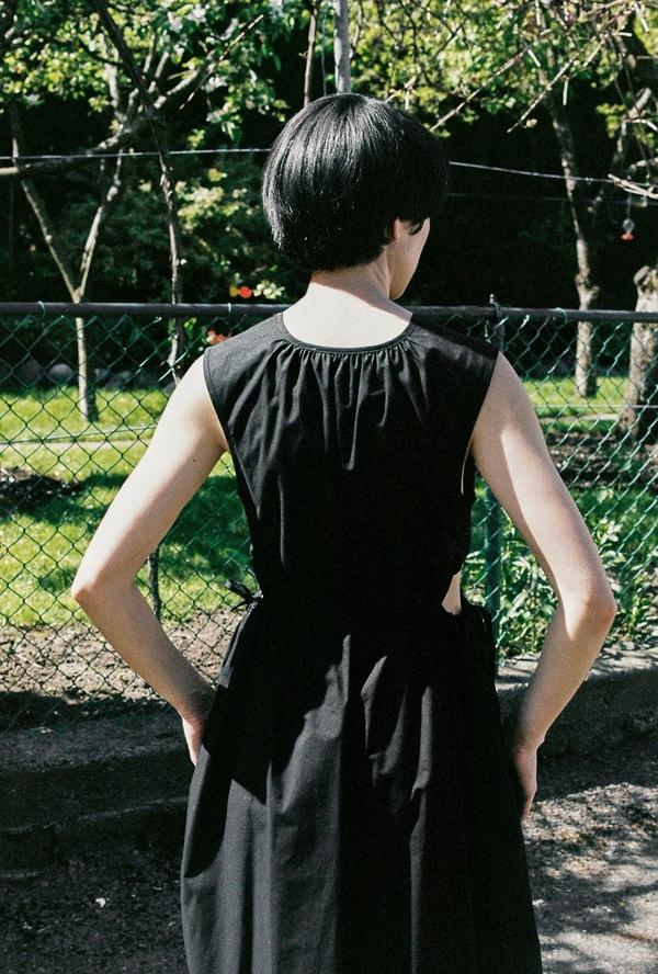 Caron Callahan Goa Dress - Black