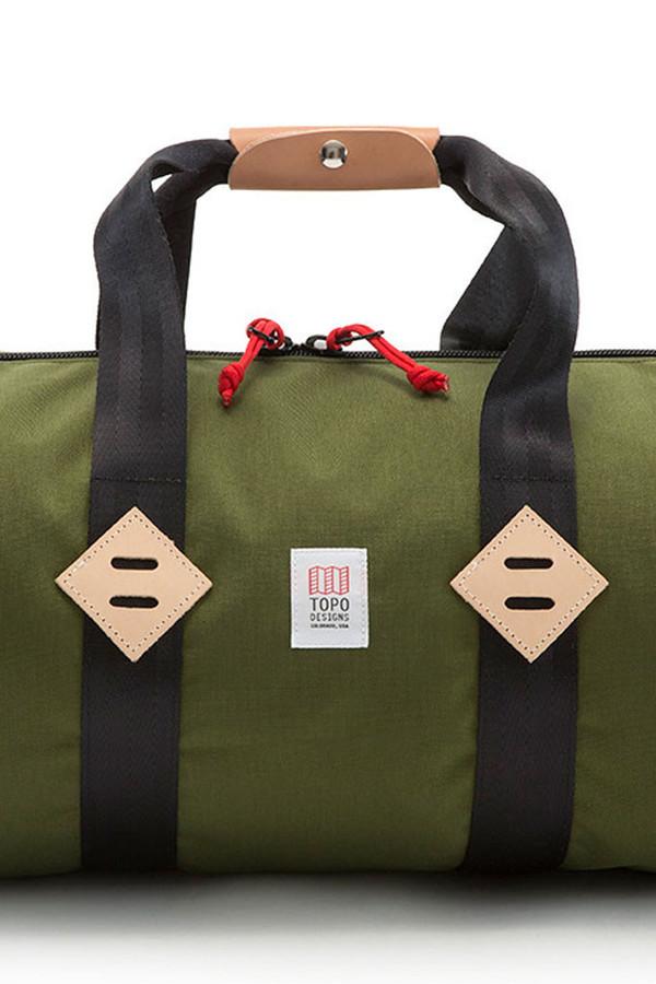 Topo Designs Classic Duffle Olive