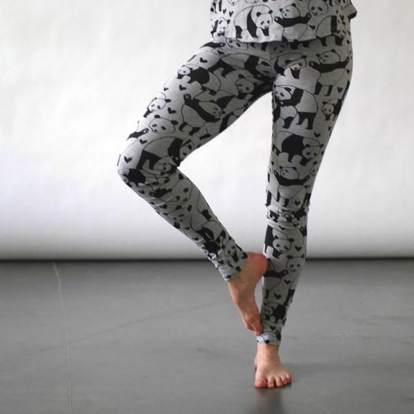 Nooworks Panda Leggings
