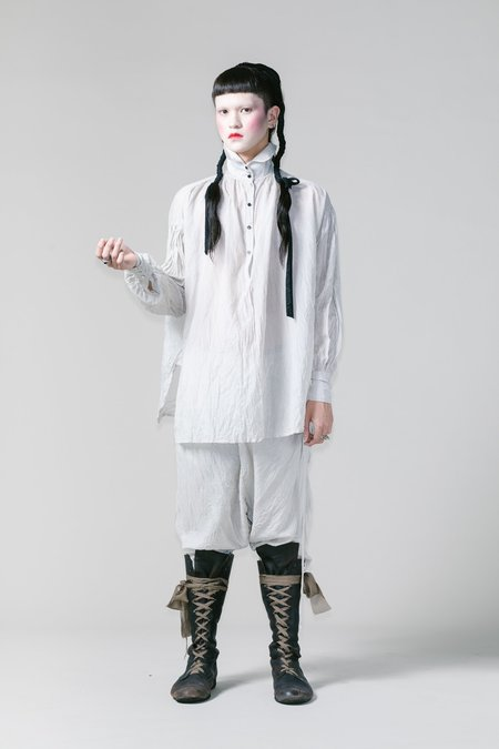 Lela Jacobs Silk Cotton Shirt
