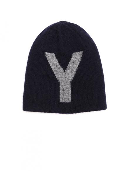 Y's Reversible Wool Beanie