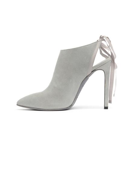 A.F.Vandevorst Suede Ankle Boots