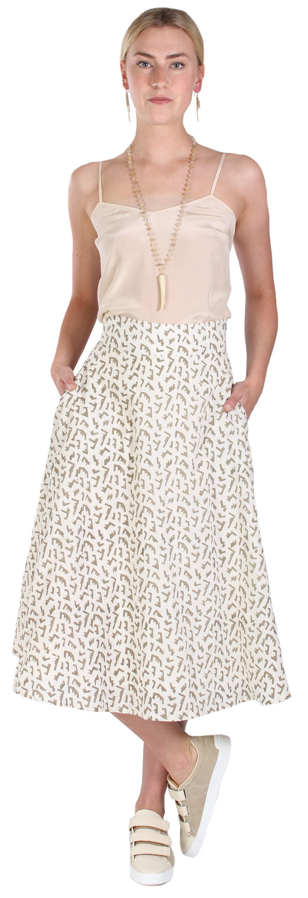 Curator Chase Skirt