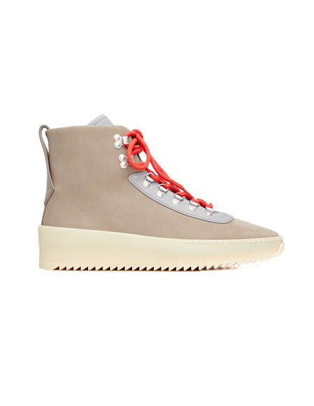 Fear of God Leather Hiking Sneakers - Beige
