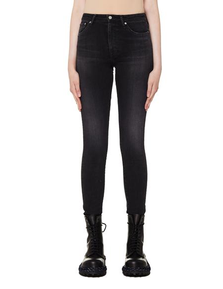 John Elliott Black Skinny Jasper Jeans