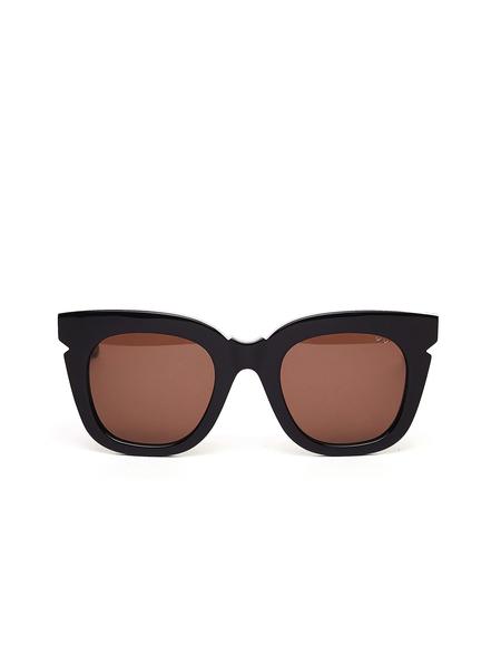 Pared Pools & Palms Sunglasses - Black