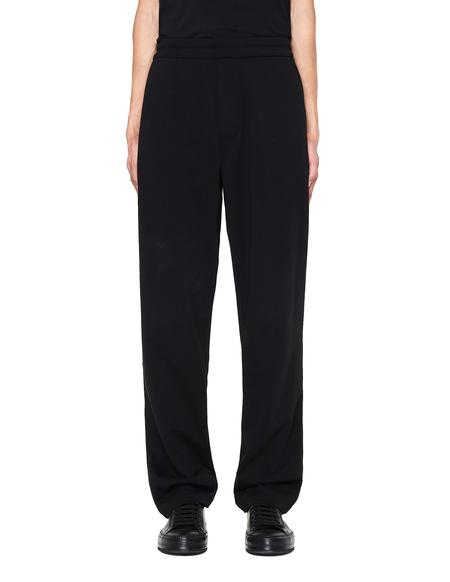 James Perse Black Cotton Sweatpants