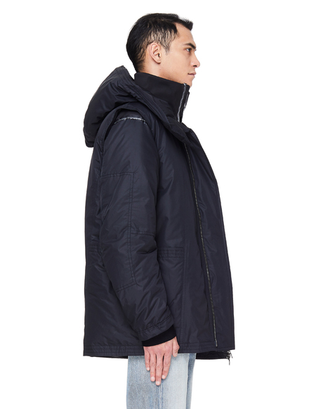 The Viridi-Anne Layered Down Puffer Jacket
