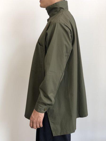 Monitaly Batman  Vancloth Oxford Shirt - Olive
