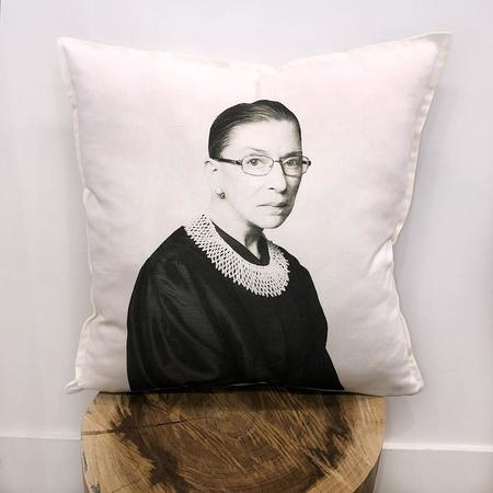 Tomboy Tutu Justice Pillow - Ruth Bader Ginsburg RBG