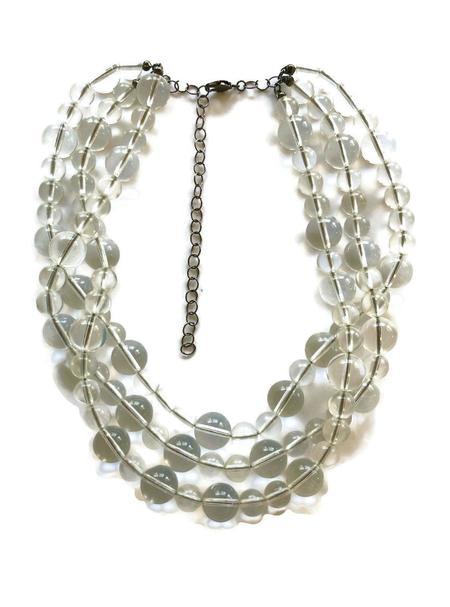 Leetie Lovendale Multi-Strand Morgan Necklace