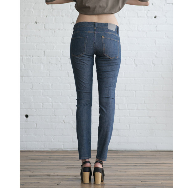 6397 Loose Skinny Jean Dirty Blue - SOLD OUT