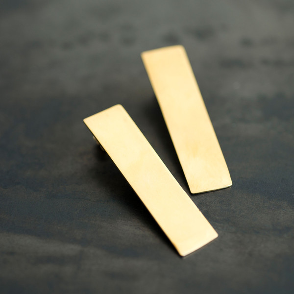 Aoko Su Monolith Earrings - SOLD OUT