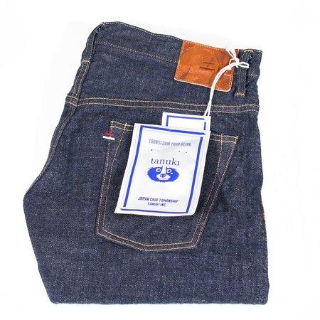 Tanuki Zetto High Tapered Denim Jeans