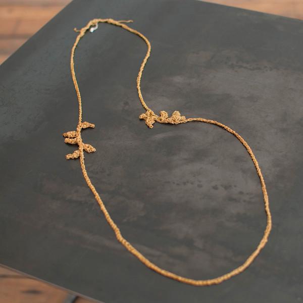 Arielle De Pinto Laurel Simple Necklace - SOLD OUT