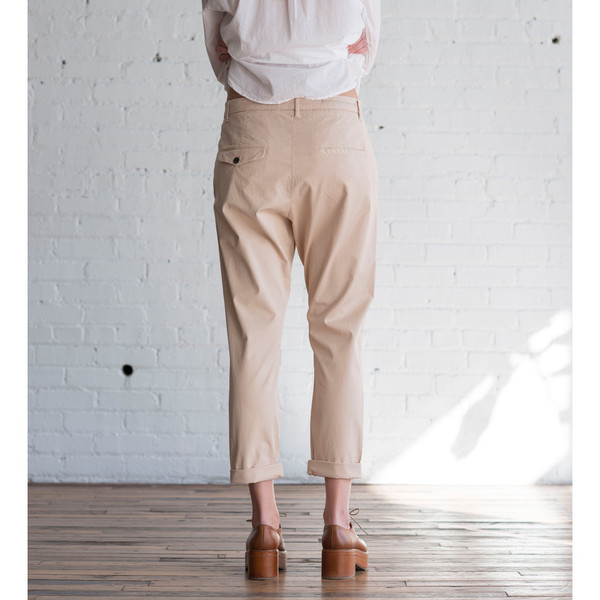 Hope News Trouser Light Orange