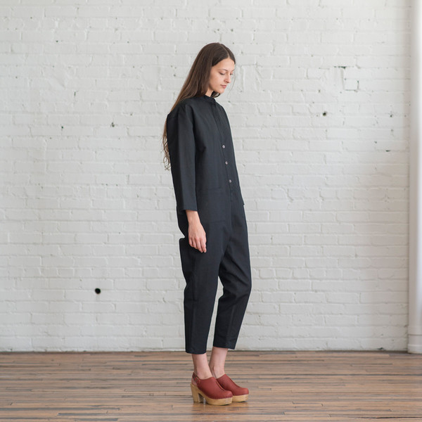 Horses Atelier Patch Pocket Jumpsuit - SOLD OUT