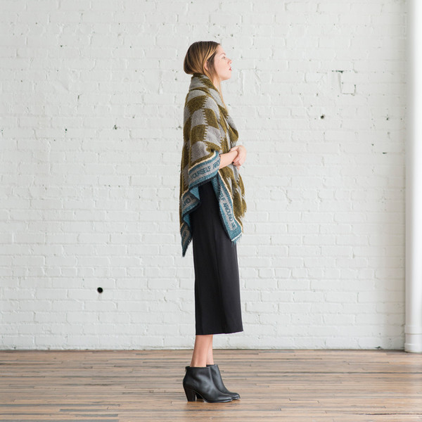Humanoid Large Chunky Wrap Moss - SOLD OUT