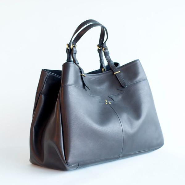 Jerome Dreyfuss Maurice Noir Lambskin - SOLD OUT