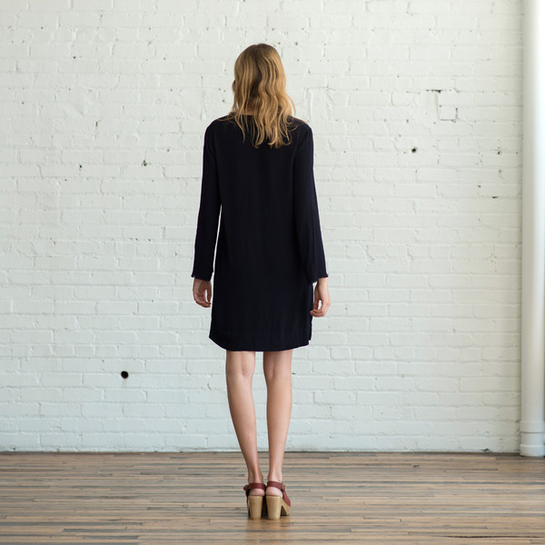 Raquel Allegra Crepe Shift Dress - SOLD OUT