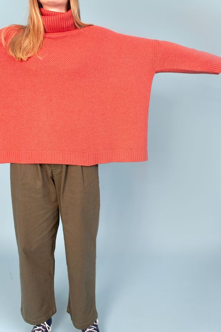 L.F.Markey Theo Knit - Copper Blush