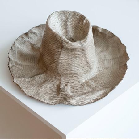 Reinhard Plank Comme Paper Spiga Hat