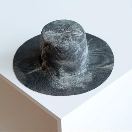 Reinhard Plank Strega Straw Para Hat