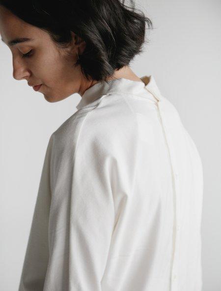 Stephan Schneider Shirt Leafless - White