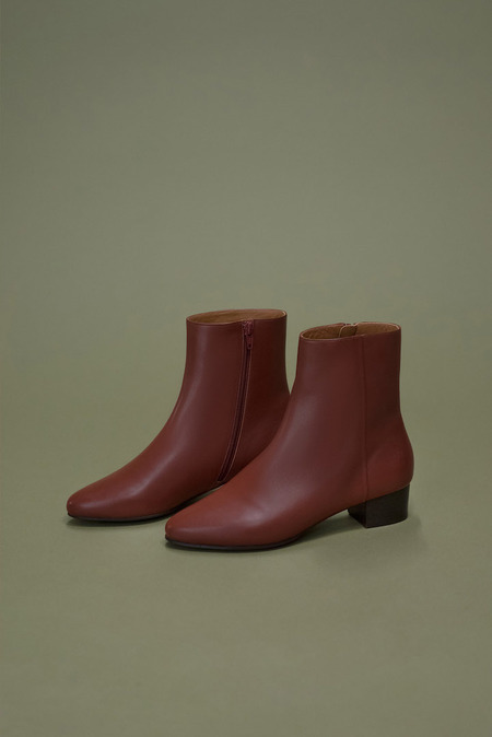 Anne Thomas Michèle Boots - Cotto