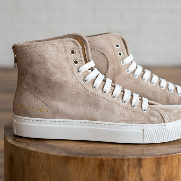Woman by Common Projects Tournament High Top