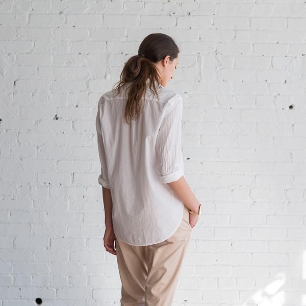 Xirena Beau Shirt Cloud