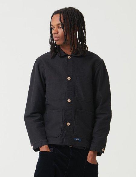 Bleu De Paname Veste De Comptoir Jacket - Black