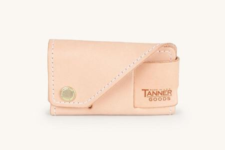 Tanner Goods Legacy Cardholder II - Natural