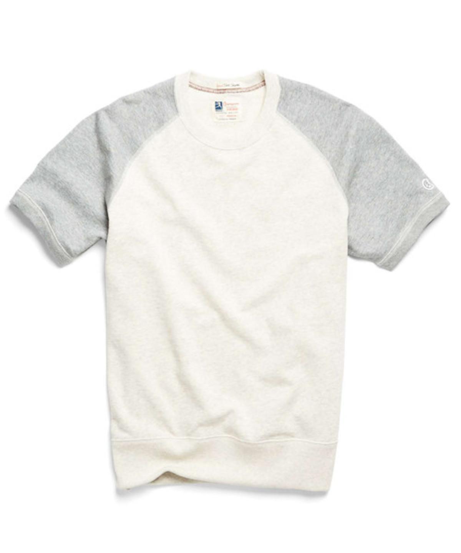 Men's Todd Snyder + Champion - Short Sleeve Sweatshirt ...