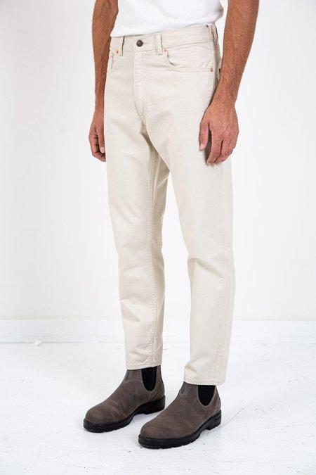 Levi's Vintage 5 Pocket Sateen Pant - Creme Brulee