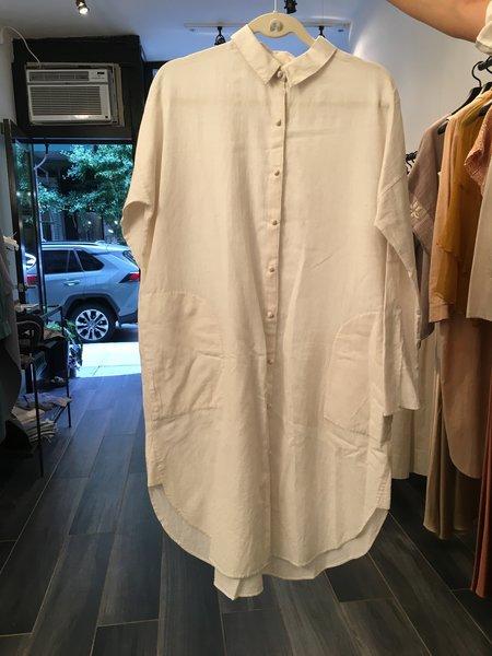 Angel Chang #12301 Short Shirt Dress