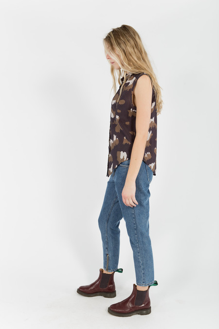 Objects Without Meaning Anis Top - Camo