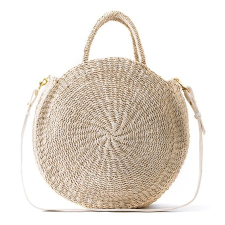 Clare V. Moyen Alice Basket - Natural