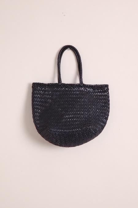 Dragon Diffusion Grace Small Basket - Navy