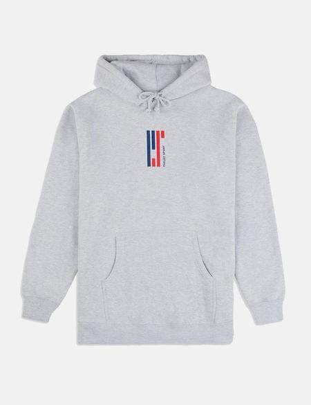 Parlez Sinclair Hooded Sweatshirt - Grey Heather