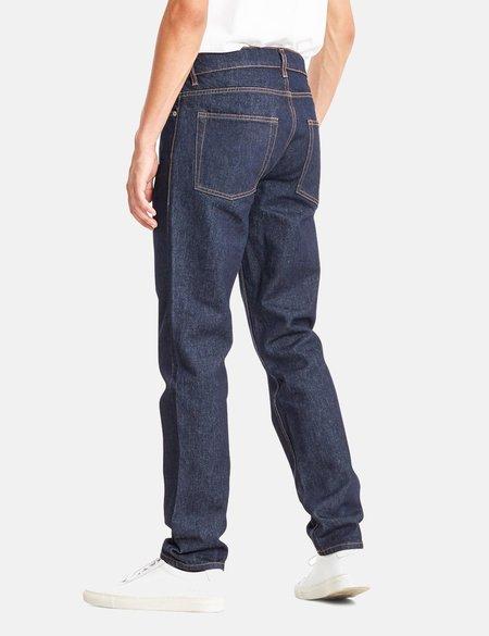 Norse Projects Slim Denim Jeans - Indigo Blue