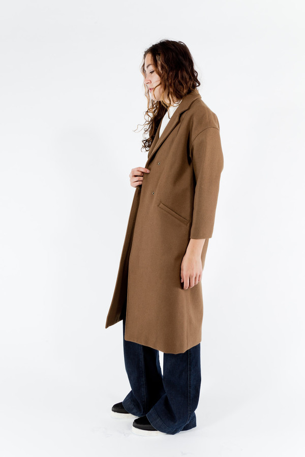 Emerson Fry Drop Shoulder Coat