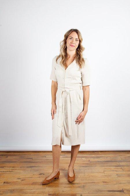 Eve Gravel Mi Ojo Dress