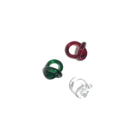 Corey Moranis Pretzel Ring