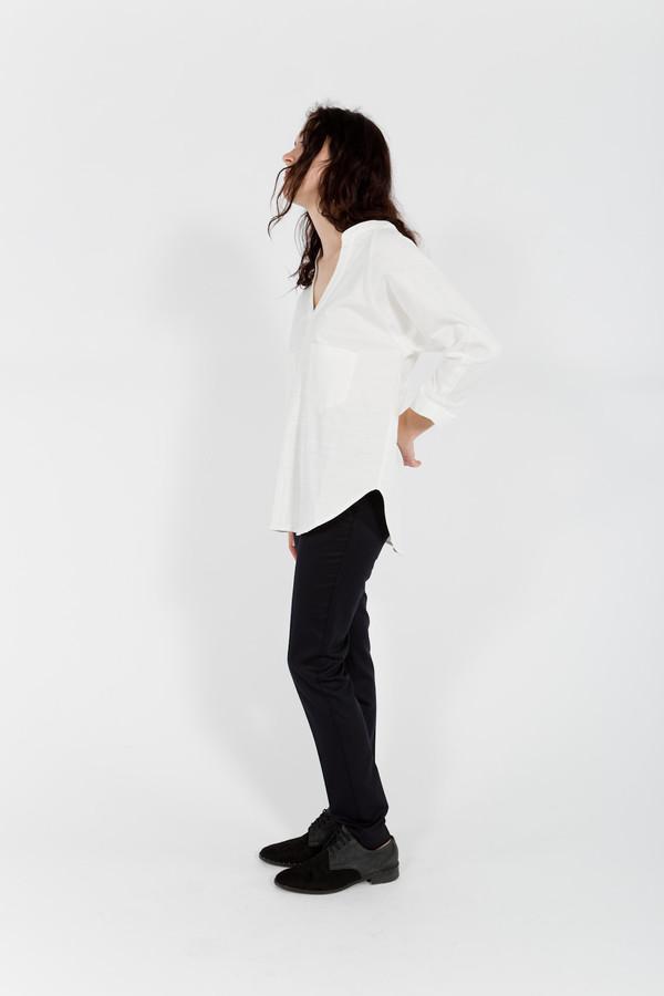 Studio Nicholson Juan Sleeve Cotton Top