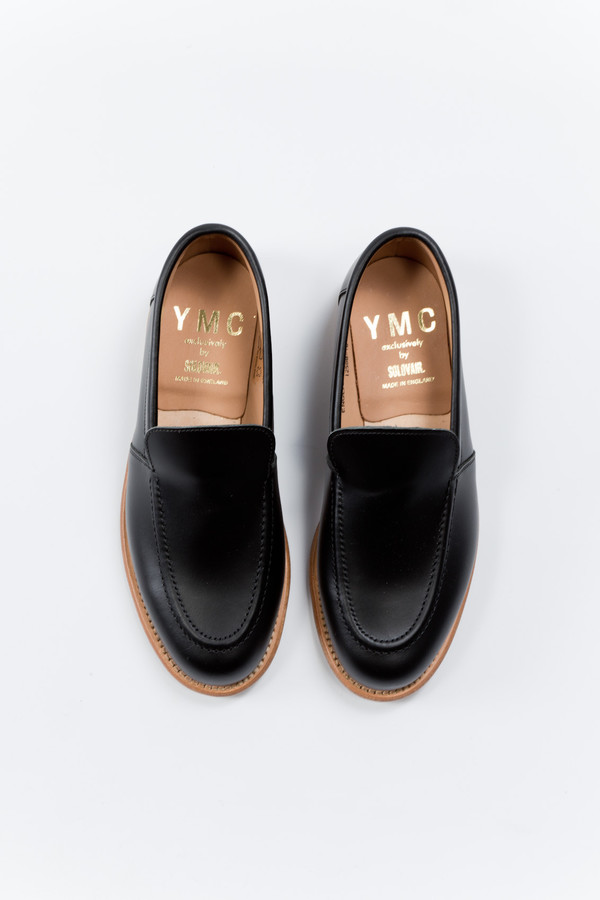 You Must Create Leather Loafer