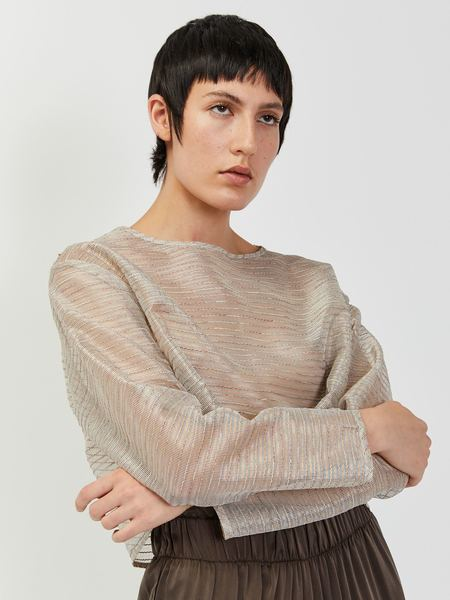 Priory Bare Crop Top