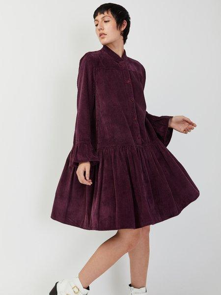 Henrik Vibskov Lollo Rosso Dress - Purple