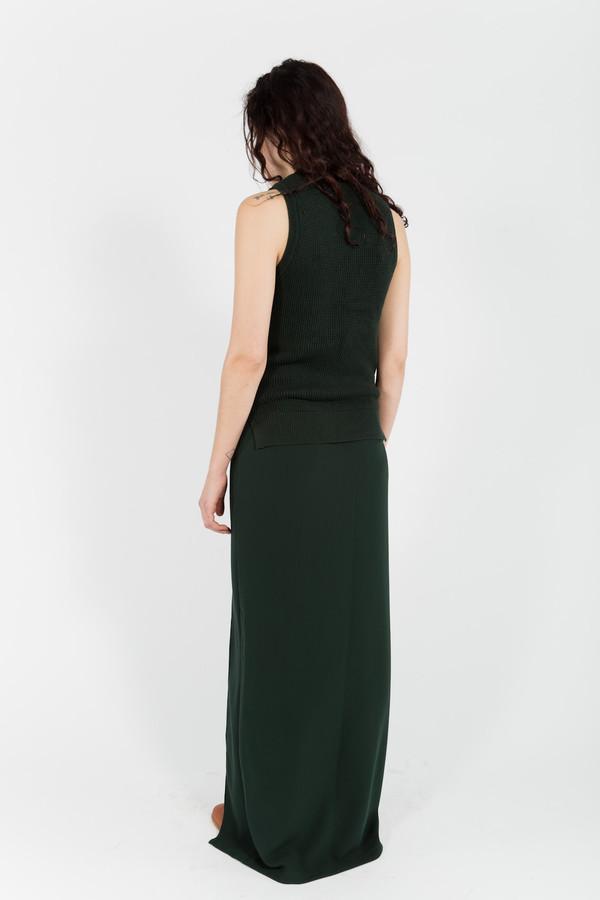 Nomia Long Slit Skirt