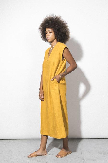MARTY JEAN Roper Midi Dress